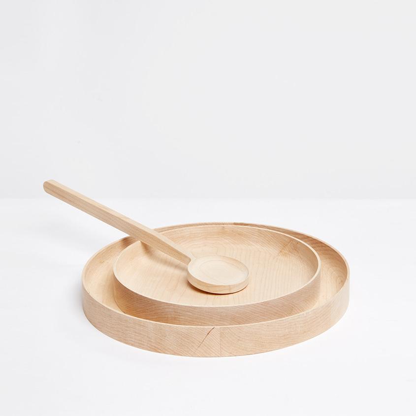 Oak Tray Hasami Wooden